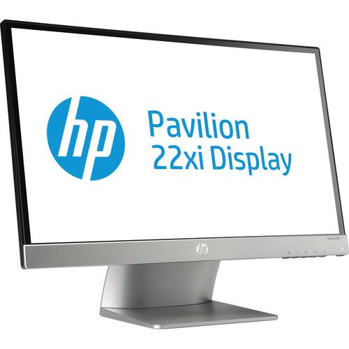 """HP Pavilion 22xi 21.5"""" IPS LED Backlit Monitor"""