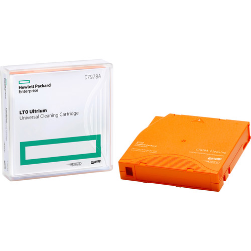 Hewlett Packard Enterprises Ultrium Universal Cleaning Cartridge