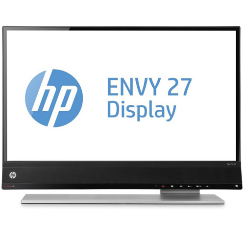 "HP Envy 27"" Widescreen LED Backlit IPS Monitor"