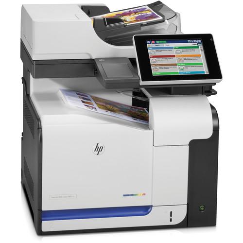 HP LaserJet Enterprise 500 M575f Network Color All-in-One Laser Printer