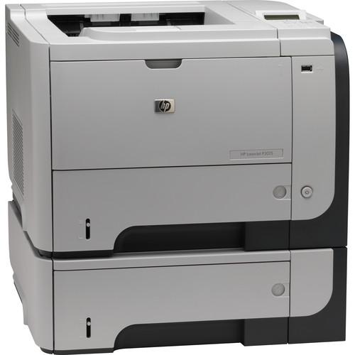 HP LaserJet Enterprise P3015x Network Laser Printer