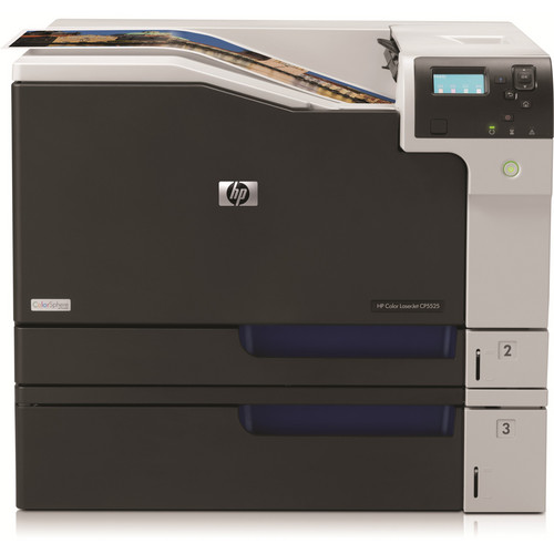 HP CP5525dn LaserJet Enterprise Network Color Laser Printer