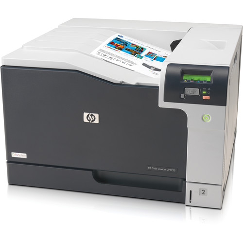 HP CP5225n LaserJet Professional Color Laser Printer
