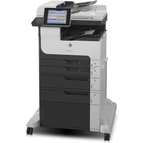 HP LaserJet Enterprise M725f All-in-One Monochrome Laser Printer