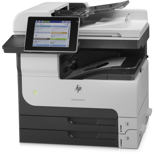 HP LaserJet Enterprise M725z All-in-One Monochrome Laser Printer
