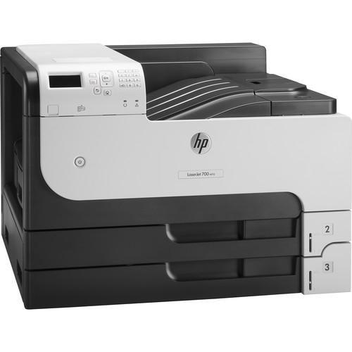 HP LaserJet Enterprise 700 M712n Monochrome Network Laser Printer
