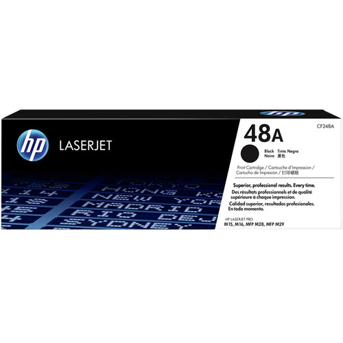 HP 48A LaserJet Toner Cartridge (Black)