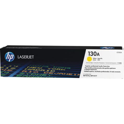HP 130A Yellow LaserJet Toner Cartridge