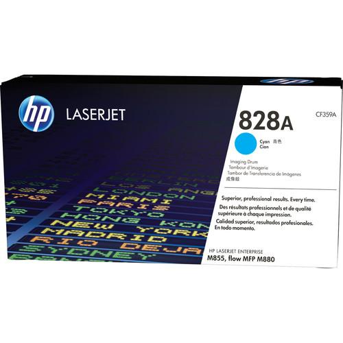 HP 828A Cyan LaserJet Image Drum
