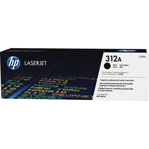 HP 312A Black LaserJet Toner Cartridge