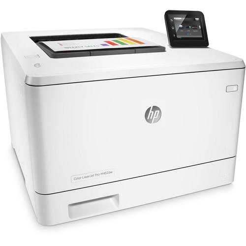 HP M452dw Color Laser Printer