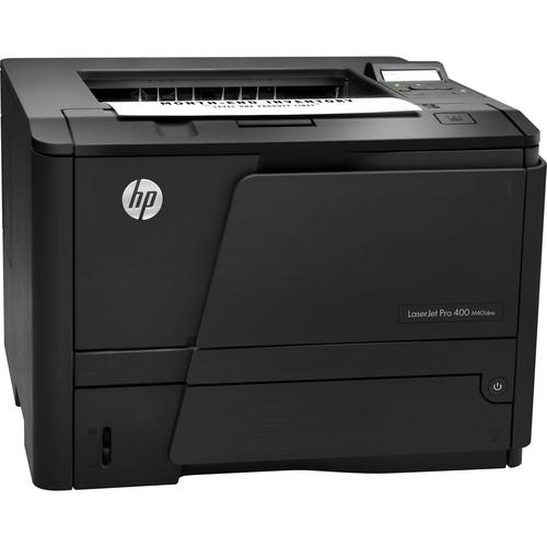 HP LaserJet Pro 400 M401dne Network Monochrome Laser Printer