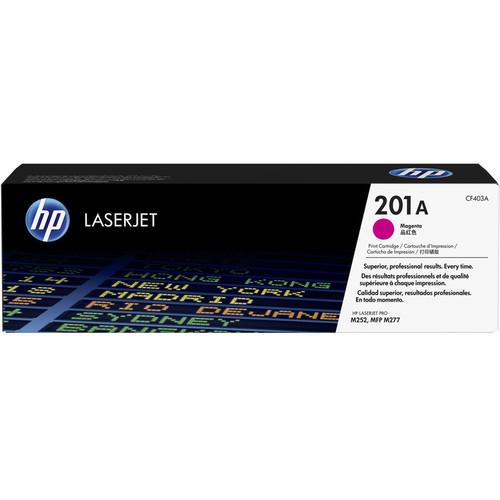 HP 201A Magenta Toner Cartridge