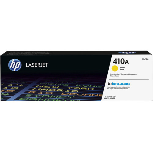 HP 410A Yellow LaserJet Toner Cartridge