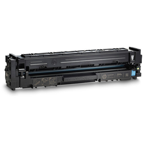 HP 204A Cyan Toner Cartridge