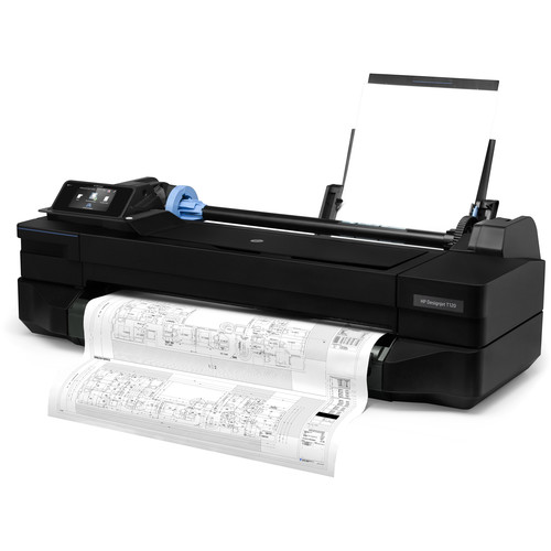 "HP DesignJet T120 24"" Professional Printer"