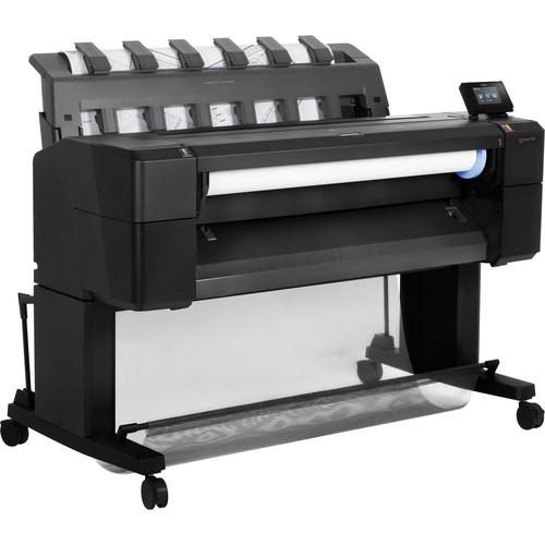 "HP Designjet T920 36"" PostScript Network Color Inkjet ePrinter"