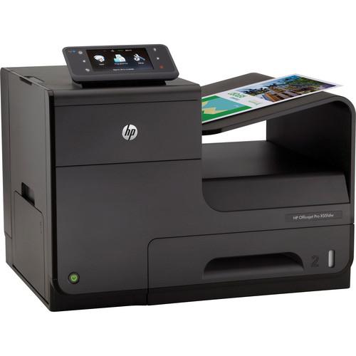 HP Officejet Pro X551dw Wireless Color Inkjet Printer