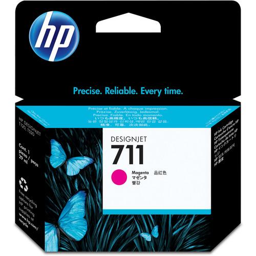 HP 711 Magenta Ink Cartridge (29mL)