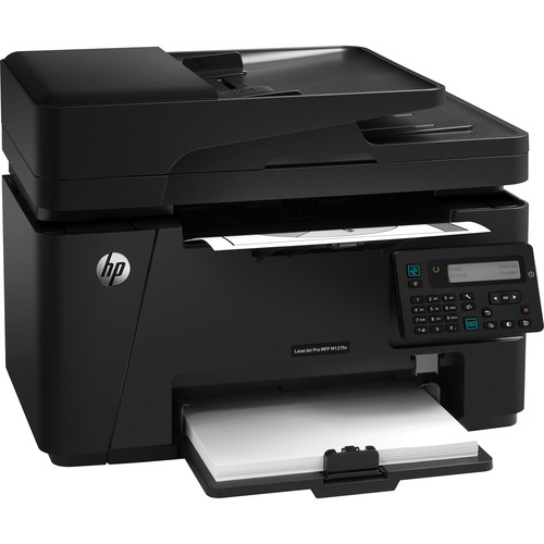 HP LaserJet Pro M127fn Monochrome All-in-One Laser Printer