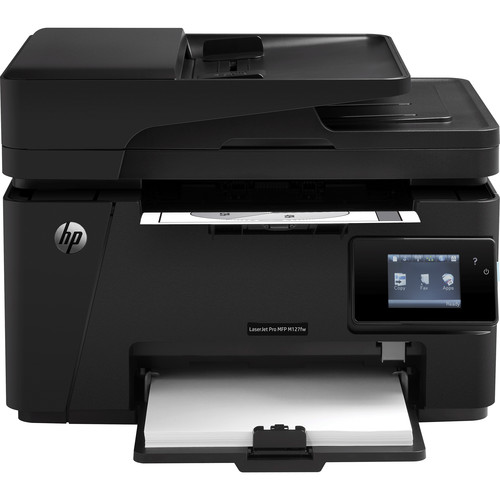HP LaserJet Pro M127fw Wireless Monochrome Printer