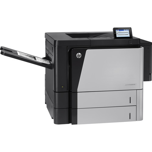 HP LaserJet Enterprise M806dn Black and White Laser Printer