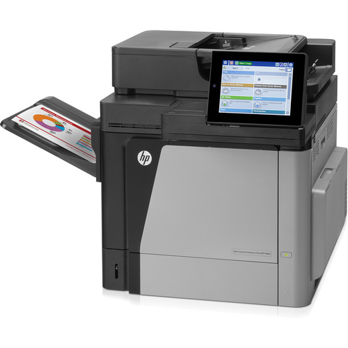 HP Color LaserJet Enterprise M680dn All-in-One Laser Printer
