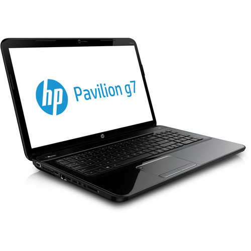 "HP Pavilion g7-2222us 17.3"" Notebook Computer (Sparkling Black)"