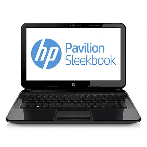 "HP Pavilion Sleekbook 14-b130us 14"" Notebook Computer (Sparkling Black)"