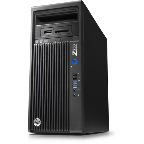 HP Z230 D1P34AV Tower Workstation
