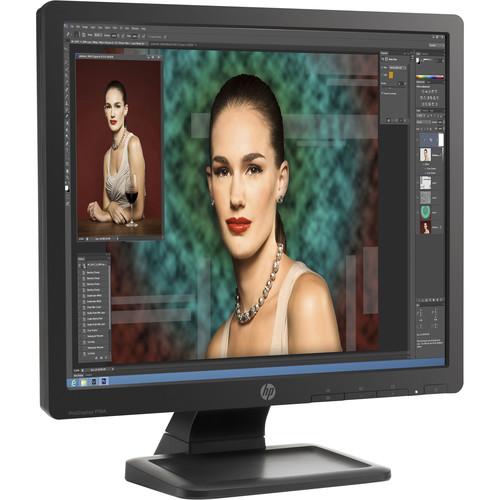 "HP P19A 19"" ProDisplay LED Backlit LCD Monitor (Black)"