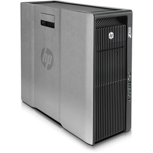HP Z820 Series D3J67UT Workstation