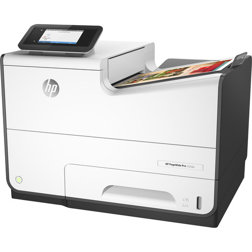 HP PageWide Pro 552dw Color Inkjet Printer