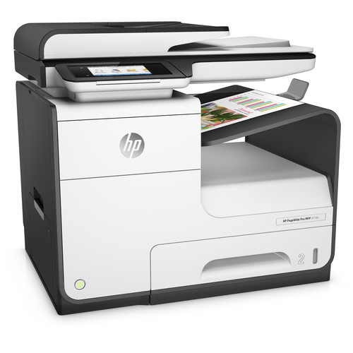 HP PageWide Pro 477dn All-in-One Inkjet Printer