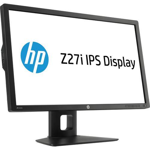 "HP Z Display Z27i 27"" Widescreen LED Backlit IPS Monitor (Black)"