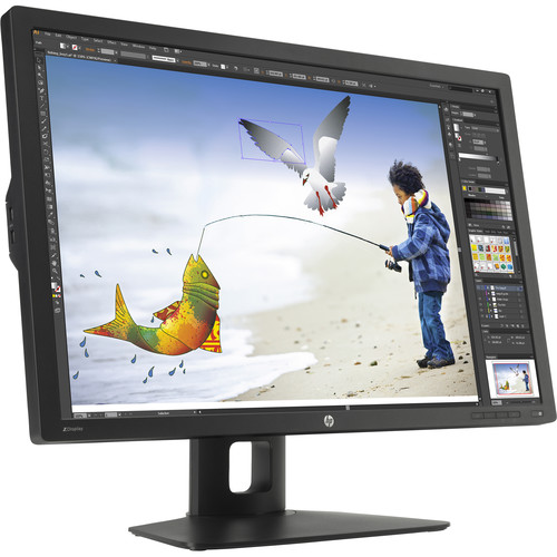 "HP Z Display Z30i 30"" Widescreen LED Backlit IPS Monitor (Black)"