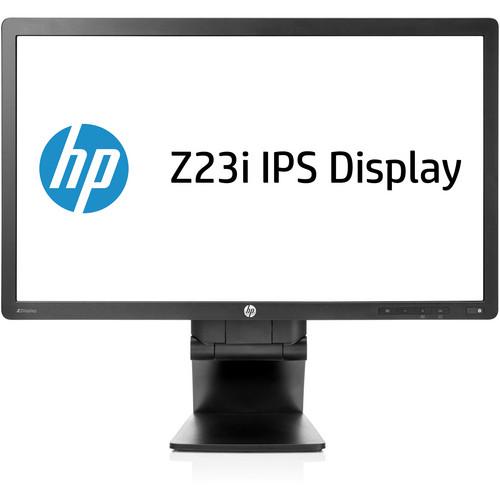 """HP 23"""" Z Display Z23i 16:9 IPS Monitor (Black)"""