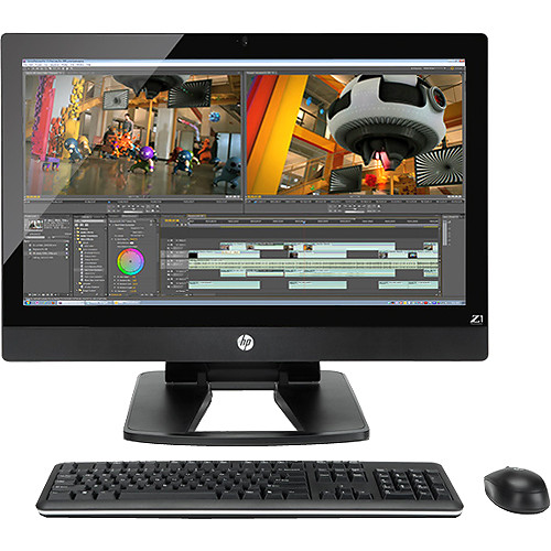 HP Z1 Series D8E50UA Workstation Computer for Adobe Creative Cloud Software