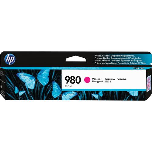 HP 980 Magenta Ink Cartridge