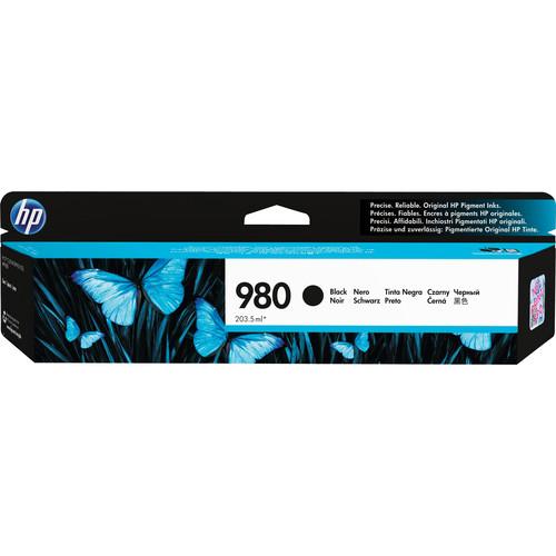 HP 980 Black Ink Cartridge