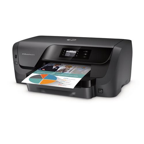 HP OfficeJet Pro 8210 Inkjet Printer