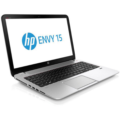 "HP ENVY TouchSmart 15-j050us Multi-Touch 15.6"" Notebook Computer (Silver)"