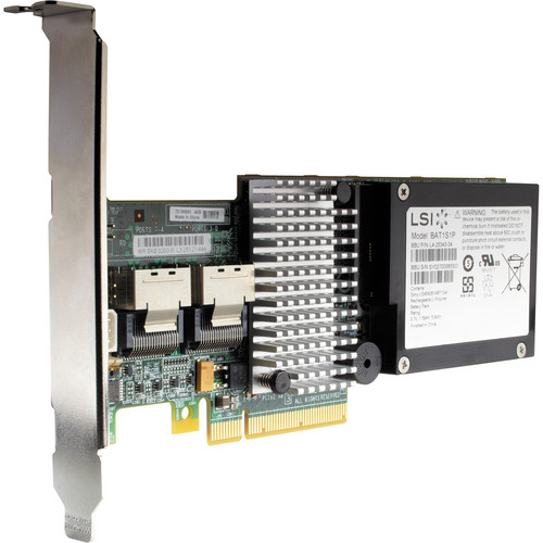 HP LSI iBBU09 Battery Backup Unit