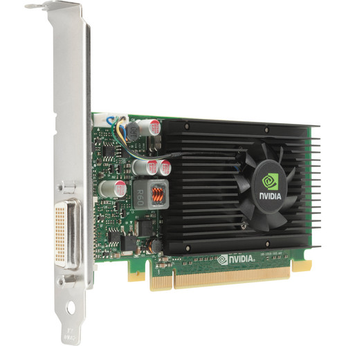 HP E1U66AA Nvidia NVS 315 Graphics Card for Z Series Workstations