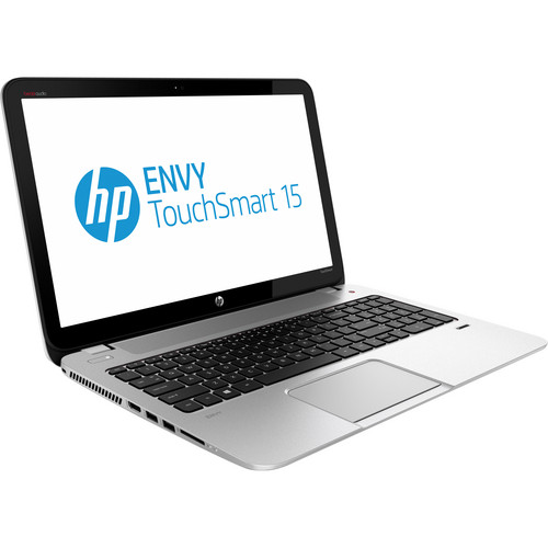 """HP ENVY TouchSmart 15-j080us Multi-Touch 15.6"""" Notebook Computer (Silver)"""