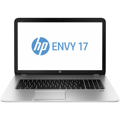 "HP ENVY 17-j030us TouchSmart 17.3"" Multi-Touch Notebook Computer (Silver)"
