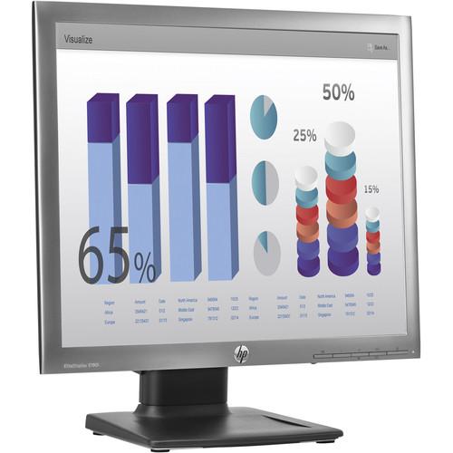 "HP E190i 18.9"" EliteDisplay Widescreen LED Backlit IPS Monitor"
