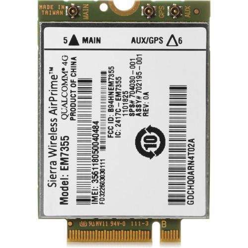 HP lt4111 LTE/EV-DO/HSPA+ 4G WWAN Mobile Broadband Module