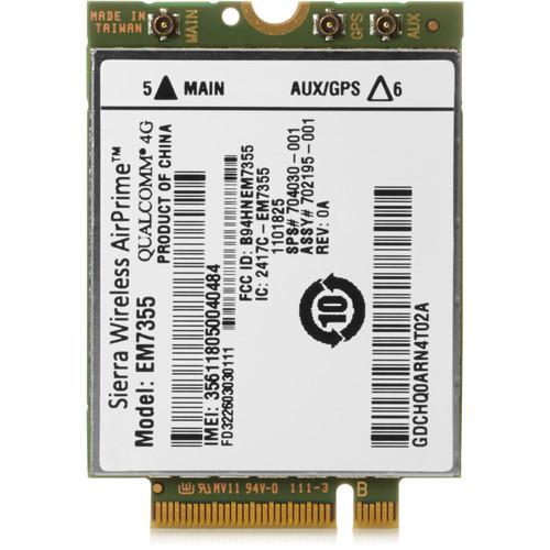 HP lt4111 LTE/EV-DO/HSPA+ 4G WWAN Mobile Broadband Module (Smart Buy)