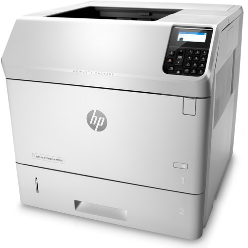 HP LaserJet Enterprise M604n Monochrome Laser Printer
